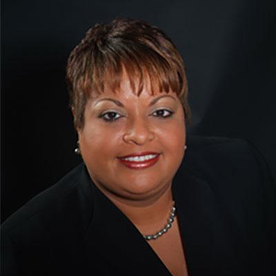 Headshot of Ms. Glenda Dilbert-Davis