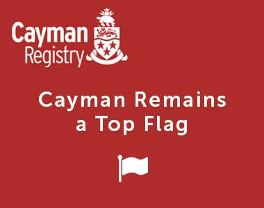 Cayman Remains a Top Flag