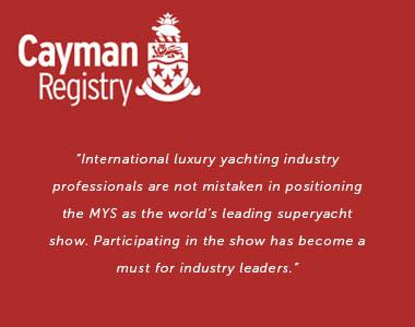 """International luxury yachting industry professionals are not mistaken in positioning the MYS as the world's leading superyacht show. Participating in the show has become a must for industry leaders."""