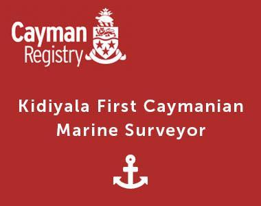 Kadiyala First Caymanian Marine Surveyor thumbnail