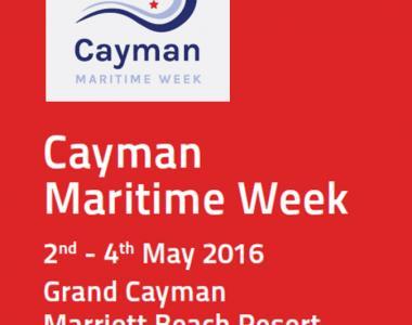 Thumbnail Press Release Cayman Maritime Week 2016