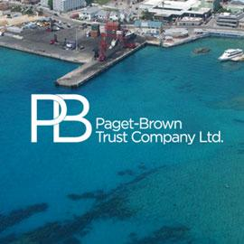 Paget–Brown Trust Company Ltd. Logo