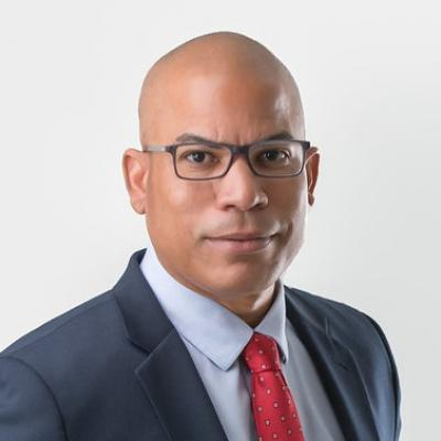 Photo of Board Member Clement Reid
